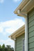 Rain gutters inspection