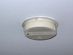 safety tip smoke detector